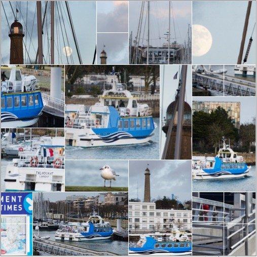 Navette maritime Lorient
