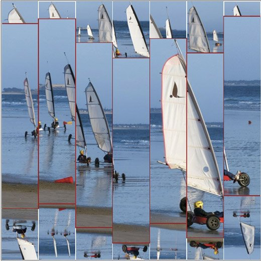 Read more about the article Erdeven – Chars à voile