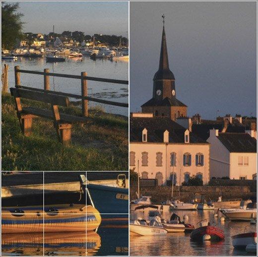 Read more about the article Locmariaquer – Port au lever du soleil